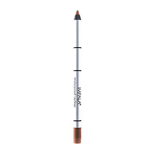 Impala Lipliner Bleistift Farbe Dunkel Taupe 214 Cremig Wasserdicht Langlebig