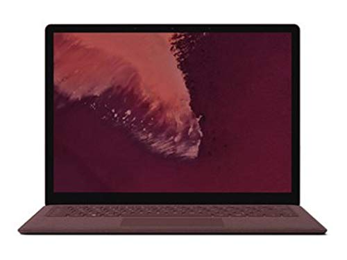 """Microsoft Surface Laptop 2 13"""" i7 8GB 256GB burgundy Commercial Edition, W10P"""