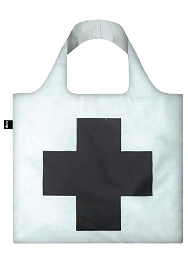 LOQI-Museum-Kazimir-Malevich-Black-Cross-Reusable-Shopping-Bag
