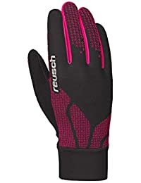 Reusch Gants De Ski Nordique Ian Junior Black Raspberry 87e21db7919