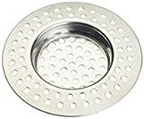 KitchenCraft Stainless Steel Kitchen Sink Strainer Plug, 7.5 cm