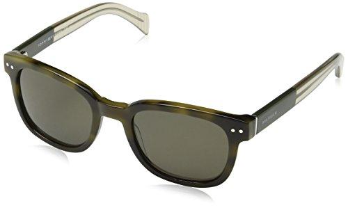 Tommy Hilfiger Unisex-Erwachsene Sonnenbrille TH 1474/S 70, Schwarz (Shdfuchpeach), 53 Preisvergleich