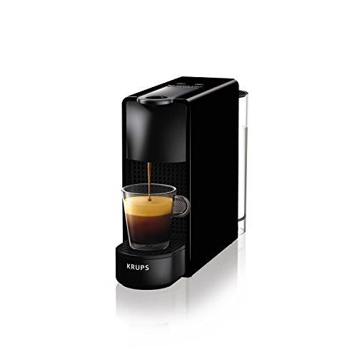 Nespresso Essenza Mini Coffee Machine, PianoBlack by Krups
