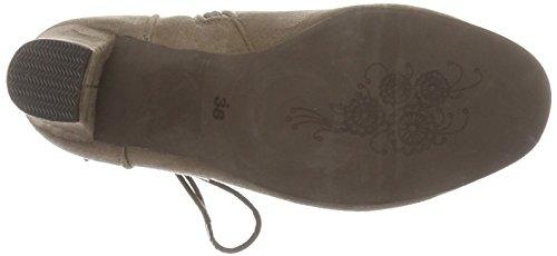 Andrea Conti - 3612711, Stivali bassi con imbottitura leggera Donna Beige (Beige (Taupe 066))