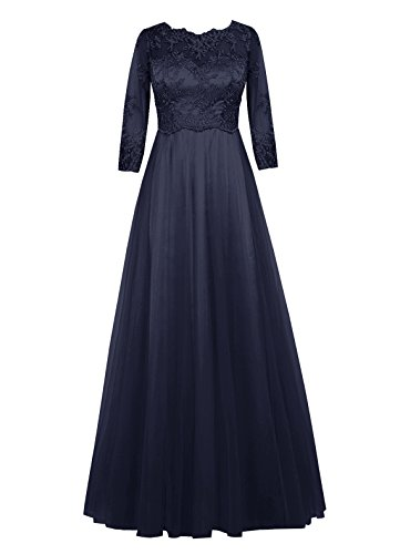 dresstells-a-line-chiffon-appliques-prom-dress-with-long-sleeve-wedding-dress-bridesmaid-dress