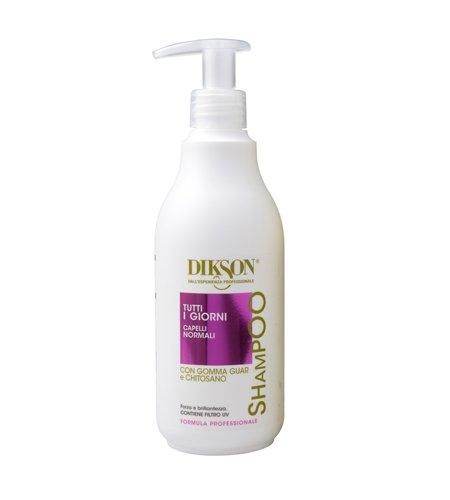 DIKSON Shampooing tous les jours pour tous les types de cheveux - Usage Fréquent 500 ml