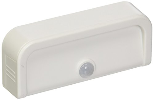 Mr. Beams MB700 Wireless Motion Sensing Mini Stick LED Night Light Small (White, Pack of 1)