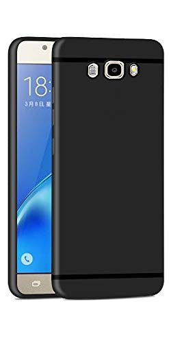 Verward Back Cover Back Cover for Samsung Galaxy J7 6 2016 Edition Black