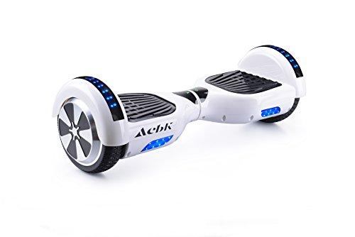 ACBK Hoverboard Patinete Eléctrico Autoequilibrio 6,5