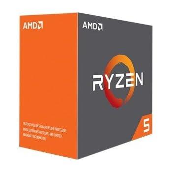 AMD Ryzen 5 1600X Desktop CPU - AM4/Hex Core/3.6GHz – 4GHZ turbo/ 16MB/95W
