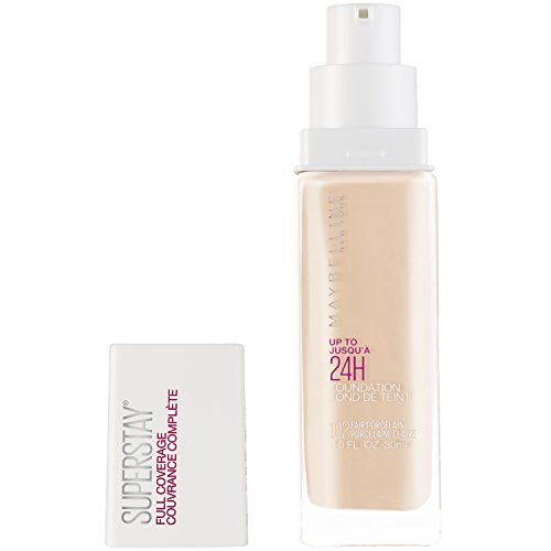 MAYBELLINE Superstay Full Coverage Foundation - Fair Porcelain 102 -