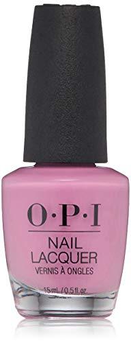 O.P.I Nail Lacquer, Lucky Lucky Lavender, 15ml