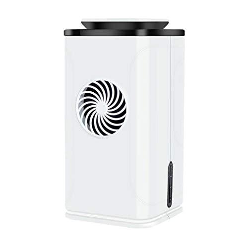 Ventilateur de climatisation 3 secondes de refroidissement rapide d'humidification de la maison thermostat d'air de purification purification ions négatifs petit ventilateur de climatisation peut être