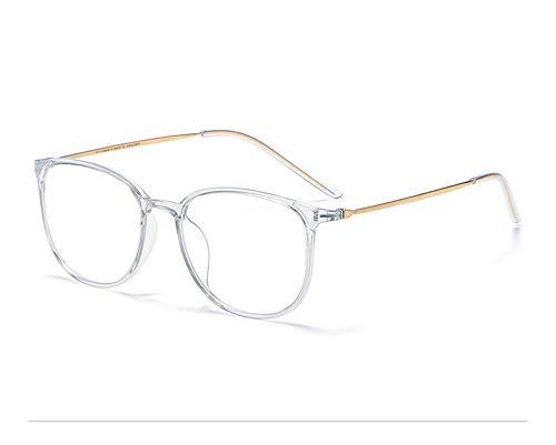 Retro Round Blue Light Blocking Brille reduzieren die Belastung der Augen Computer Video Game Brillen Männer Frauen Handy-Spiel