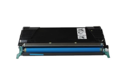 Preisvergleich Produktbild Eurotone Toner CYAN XXL kompatibel für Lexmark Optra C520N C522N C524 C524DN C524DTN C524N + C530 C530DN C532DN C532N C534DN C534DTN C534N - C5220CS Premium Alternativtoner