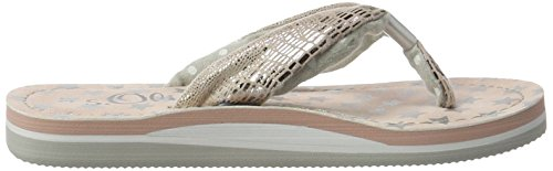 s.Oliver Unisex-Kinder 47100 Zehentrenner, Pink (Dusty Pink 547), 32 EU -