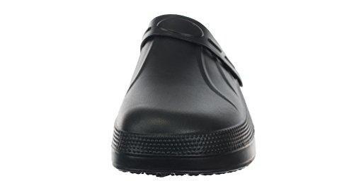 brandsseller, Pantofole uomo Nero