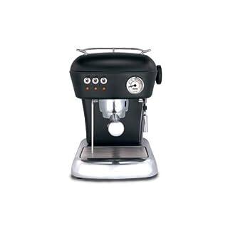 Ascaso Espressomaschine Dream MF Schwarz (dark black)