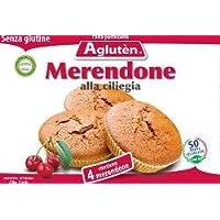 merendine sin glutine para celiaci Le merendone Alla cereza 210g