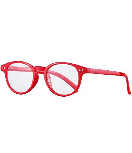 caripe Retro Sonnenbrille Hornbrille Brille -139 (big - Hornstyle - bluegreen)