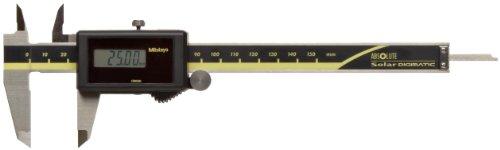 Mitutoyo Serie (Mitutoyo ABSOLUTE Serie 500Digitaler Messschieber, Edelstahl, metrisch, für Tiefe/innen/außen/Schritt Messungen, 0-150mm Range, +/-0.02mm Accuracy, 0.01mm Resolution, 1)