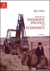 Appunti di geografia politica ed economica