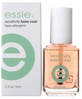 Essie Base Coat Sensibilité Traitement Ongles hypoallergénique 15ml