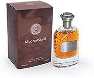 Mocha Wood Eau De Parfum By Fragrance World For Men, 100ml