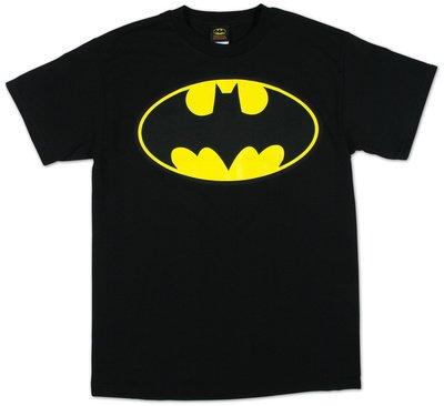 T-Shirt (L) Batman Shield Xl