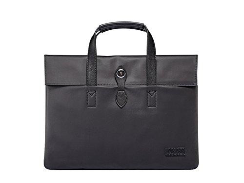 DOOUYTERT 15-15,6 Zoll Business Tablet Laptoptasche Handtasche Computer Innere Tasche für Frauen und Männer Tablet-Handtasche