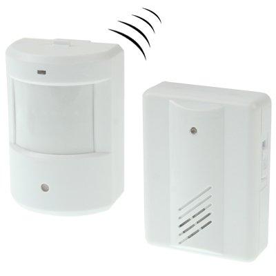 Sevenplusone M108 720P 6400mAh Smart WiFi Video Visual Doorbell Electro Guard Watch IR-Fernerkennungssystem/Funk-Türklingel Phone Remote Monitoring&Real-time Voice Intercom