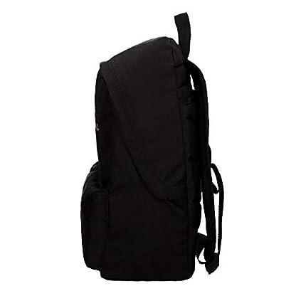 31PPN2fdRDL. SS416  - Pepe Jeans 6682351 Harlow Mochila Escolar, 42 cm, 22.79 litros, Negro