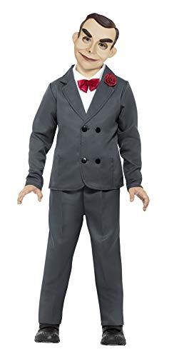 Kostüm Gänsehaut - Smiffys SMIFFY 'S 42944M Gänsehaut Slappy Puppenkostüm (Medium)