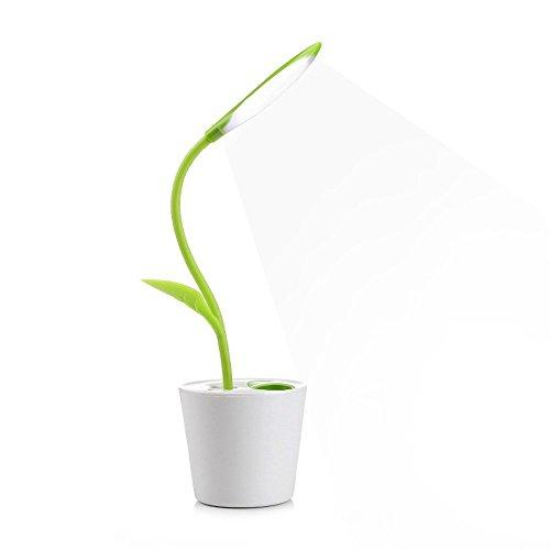 VADIV Lámpara de Escritorio LED Infantil Lámpara de Mesa USB de ...