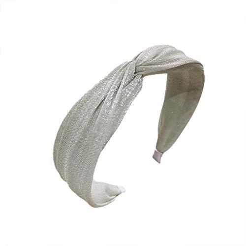 LSAltd Mode Samt Bogen Knoten Stirnband Frauen Haar Kopf Hoop süße Mädchen Haar Stirnband -