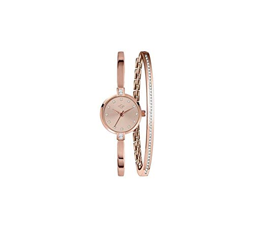 Spirit Unisex Adult Analogue Classic Quartz Watch with Stainless Steel Strap ASPL110 Best Price and Cheapest