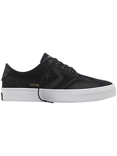 Converse Zakim Ox Uomo Sneaker Nero Schwarz