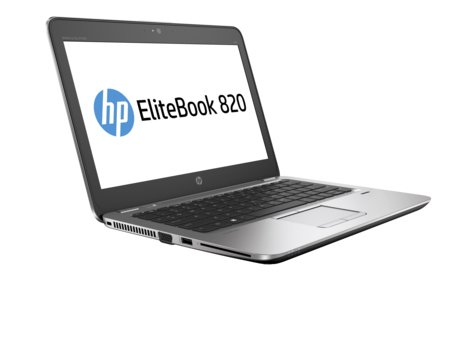 "HP EliteBook 820 G3 2.5GHz i7-6500U 12.5"" 1920 x 1080Pixels 3G 4G Argento"