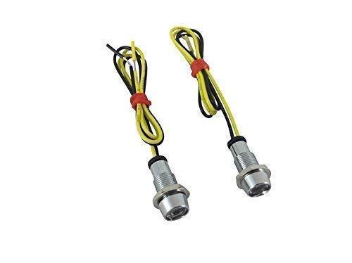 Lot de 4/ampoules Z51B pour clignotant de moto 12/V 16 LED