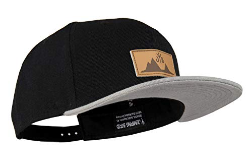 Jumping Bird Snapback Cap für Damen und Herren - Baseball Mütze Monte Moro