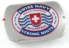 Royal Army Breath Freshener Strong Mints 14g