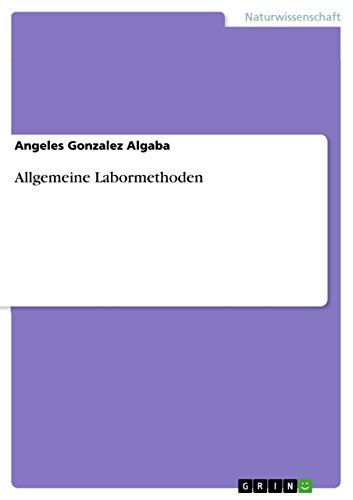 Los Leichter Angeles (Allgemeine Labormethoden)
