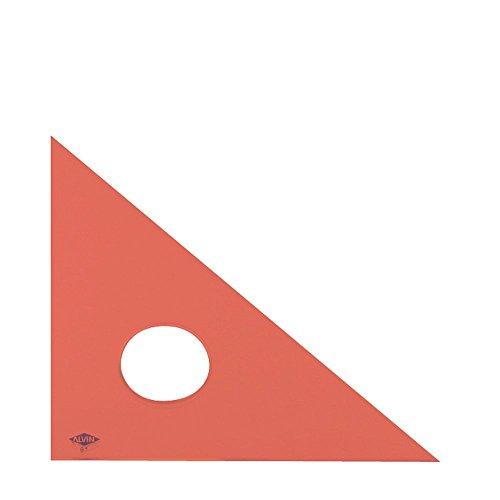 Alv Pro fluorescente 45/45/90 Triangolo 6In