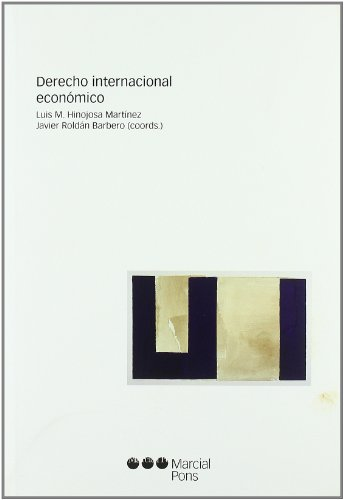 Derecho internacional económico