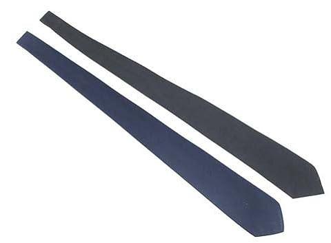 BW cravate 616055, anthracite/bleu