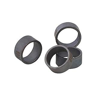 Pexflow EPCR0038-100 Pex Tubing Crimp Ring Copper Pipe Fittings 3/8