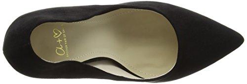 Another Pair of Shoes Penelope E, Escarpins femme Noir (black01)