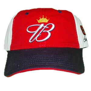 NASCAR Chase Authentics Dale Earnhardt Junior # 8bud Budweiser Erwachsene Pit Hat