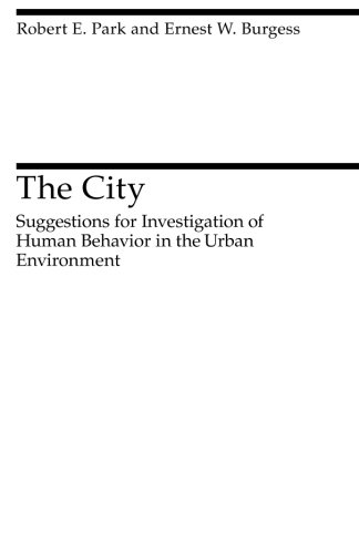 The City (Heritage of Sociology Series)