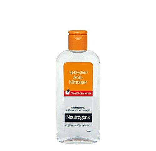 Neutrogena Visibly Clear Anti-Mitesser Gesichtswasser, 200 ml